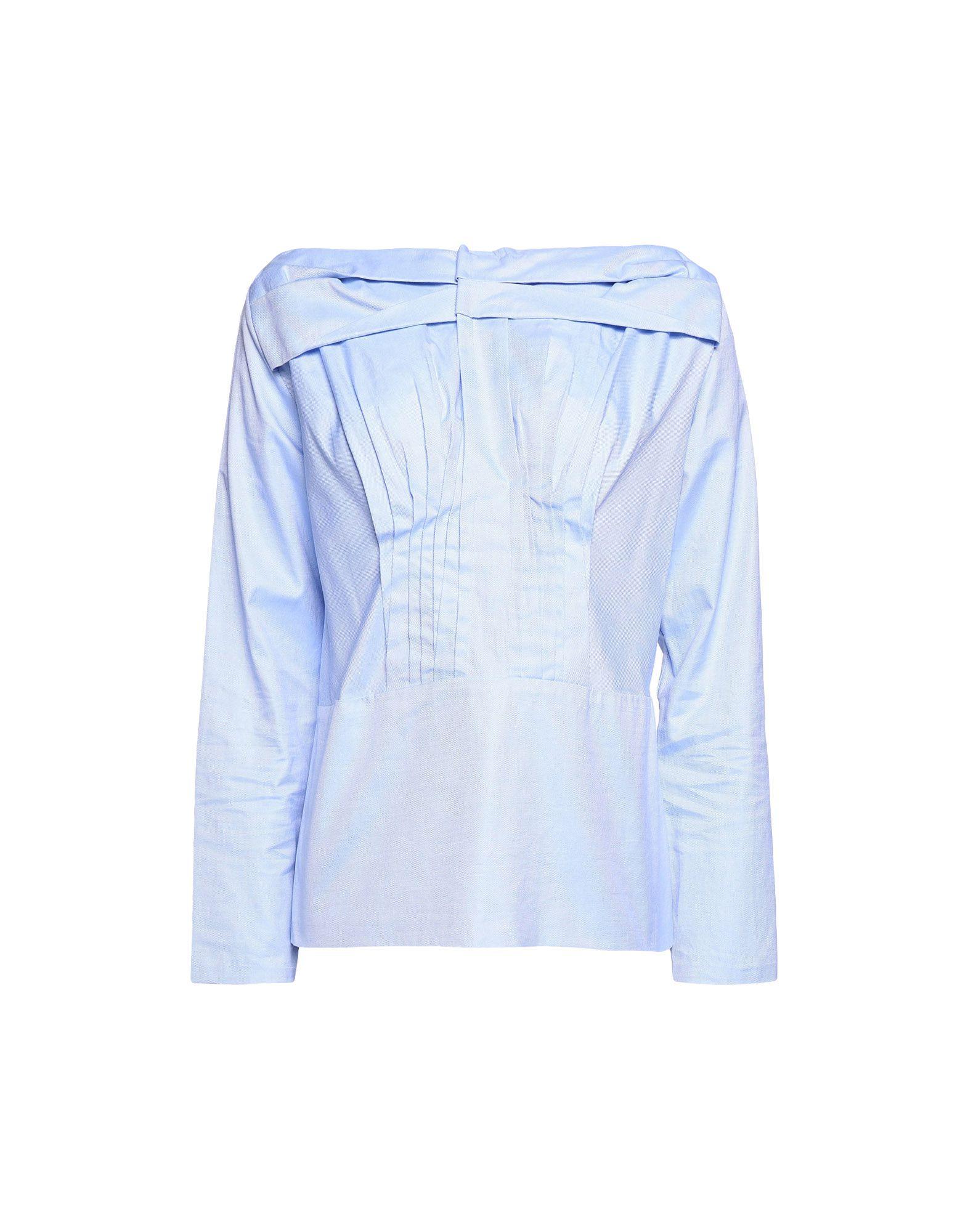Blusa Michael Van Der Ham Donna - Acquista online su w6CyElwVB