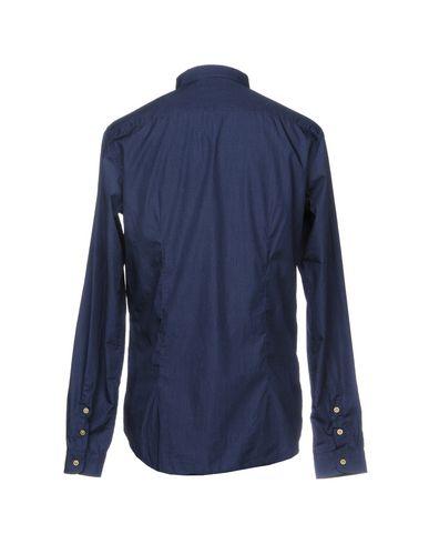 Aglini Trykt Skjorte billigste billig rabatt billig pris butikken klaring valg ZxQcXn