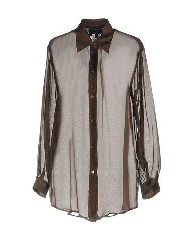 BLUE E. by LES COPAINS Camisas y blusas estampadas