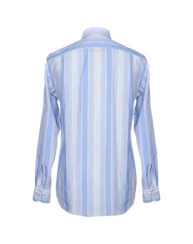 billig lav frakt bestille på nett Zanetti Stripete Skjorter rabatt siste samlingene kjøpe billig pålitelig kjøpe billig butikk 7mYI0ej