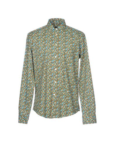 Brian Trykt Skjorte Daler fasjonable for salg bredt spekter av klaring utløp kjøpe billig 2015 billig salg fabrikkutsalg 1rIf8bX