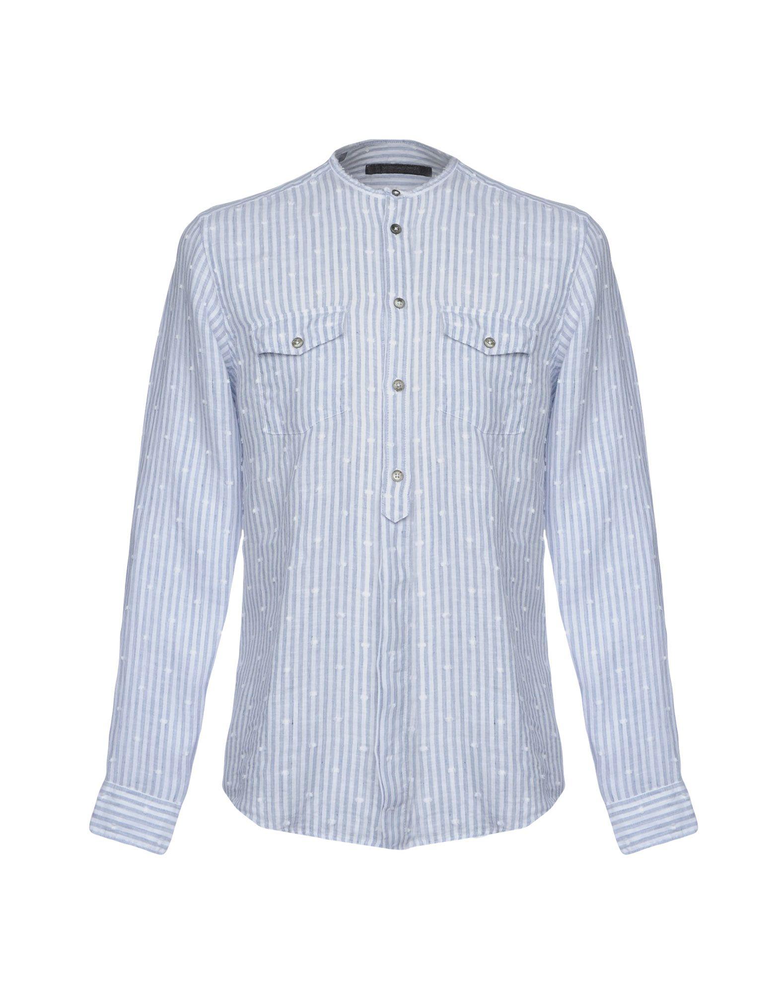 Camicia Camicia Camicia A Righe Messagerie Uomo - 38711613MW 9d7e02