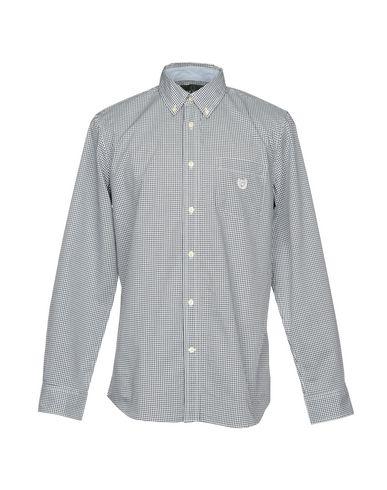 utløp billig pris Fred Perry Rutete Skjorte utløp engros-pris perfekt for salg butikkens tilbud gratis frakt CEST mFDOt