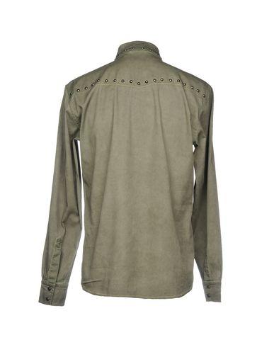 BELSTAFF Einfarbiges Hemd Online-Verkauf wxEng