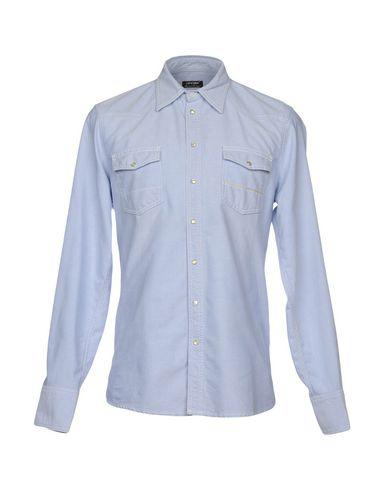 CARE LABEL Einfarbiges Hemd Rabatt Schnelle Lieferung 6xhj1L6