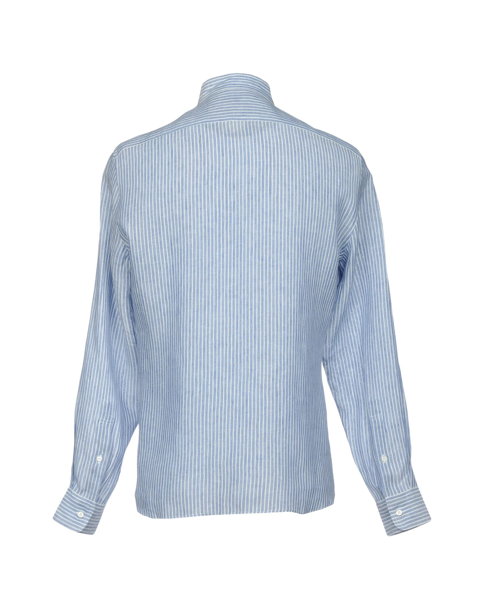 Camicia A Righe Brunello Cucinelli Uomo Uomo Cucinelli - 38712479PR 89d2b5