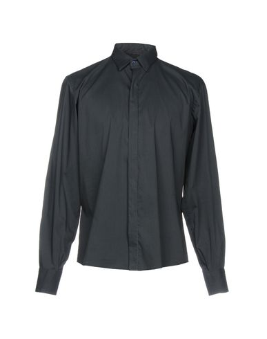 HAMAKI-HO Einfarbiges Hemd