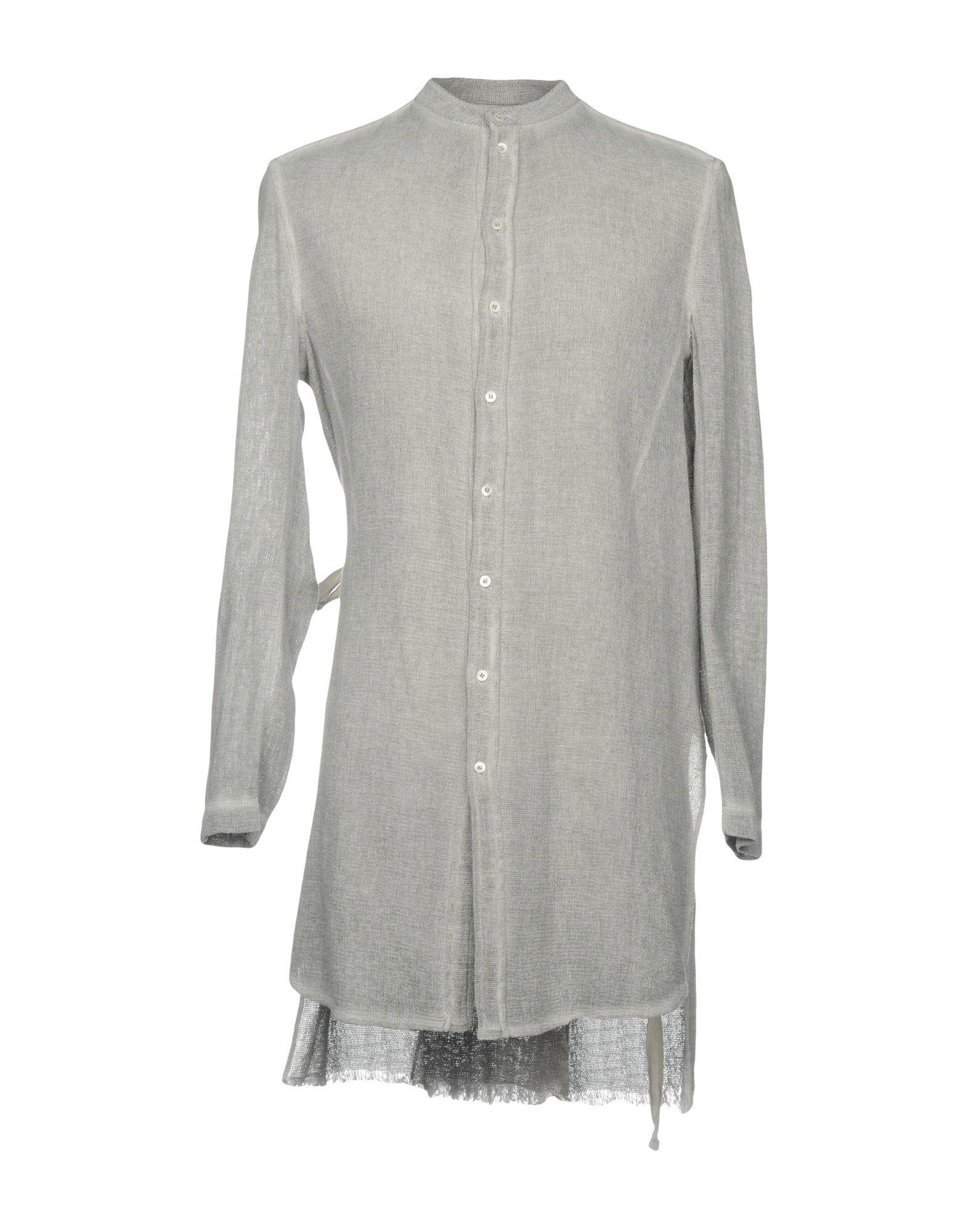 Camicia Tinta Unita Tom Rebl Uomo - Acquista online su