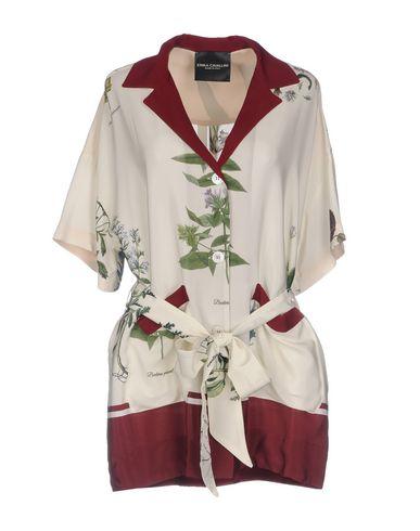 ERIKA CAVALLINI Camisas y blusas de flores