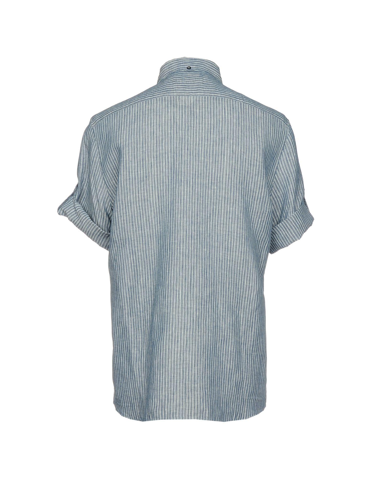 Camicia A Righe Righe A Brunello Cucinelli Uomo - 38712742QV af0f87