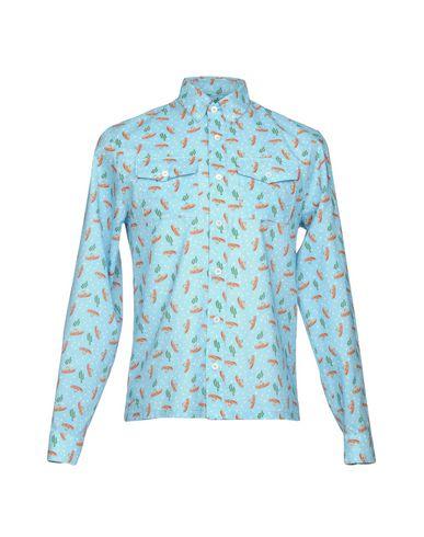 size 40 a8373 f5413 PRADA Camicia fantasia - Camicie | YOOX.COM
