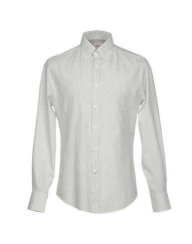 Brunello Cucinelli Stripete Skjorter utløp utforske billig salg beste HX6Ubz3dgj