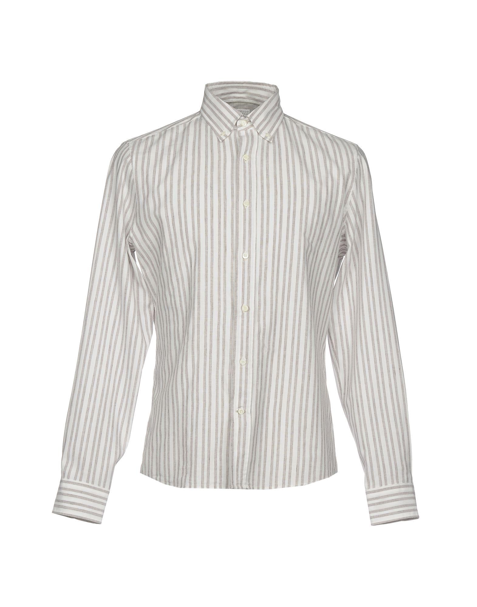 Camicia A Righe Brunello Cucinelli Donna - Acquista online su