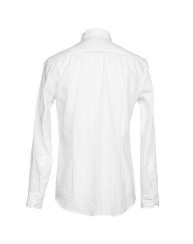 SALVATORE PICCOLO Einfarbiges Hemd