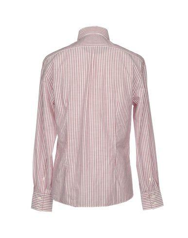 Brunello Cucinelli Stripete Skjorter salg på nettet XSxxsAn5H7