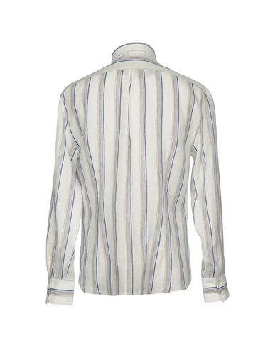 Brunello Cucinelli Camisa De Linfrø gratis frakt samlinger mållinja billig online 4zf8go0