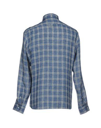 rabatt kjøpet Eastbay billig online Brunello Cucinelli Rutete Skjorte 6PQ2fmysw