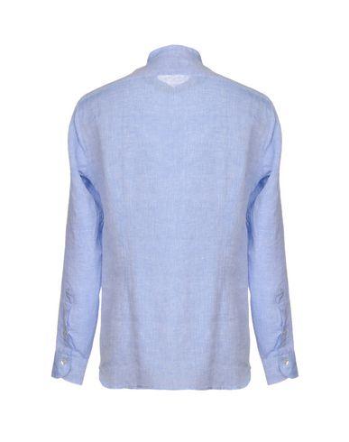 Domenico Skarp Camisa De Linfrø ny billig online cb0sJy