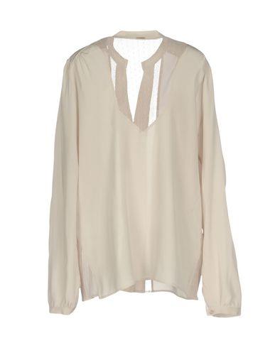 ANNARITA N. Camisas y blusas de seda