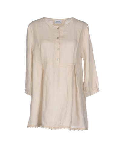 LA FABBRICA del LINO Hemden und Blusen einfarbig