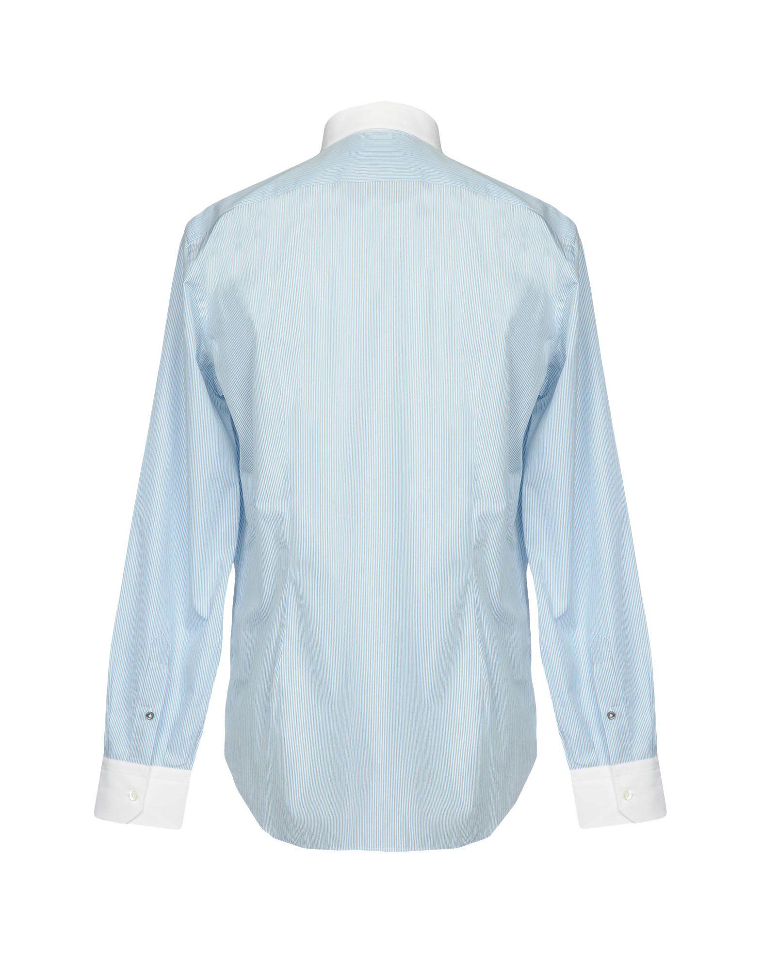 Camicia Camicia Camicia A Righe Lanvin Uomo - 38713249JM 72842a