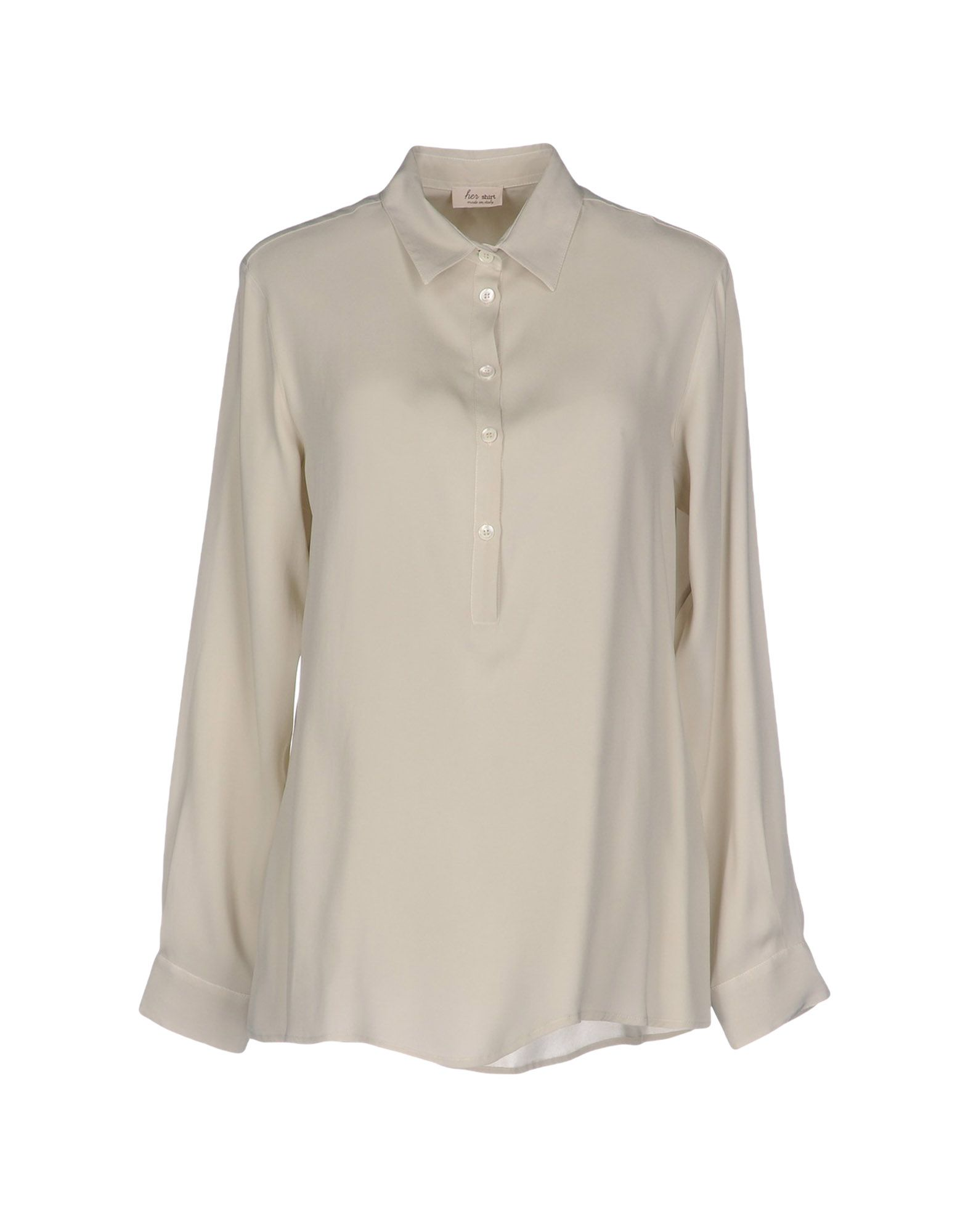 Camicie E Bluse Tinta Unita Her Shirt Donna - Acquista online su F3xRE2Mg