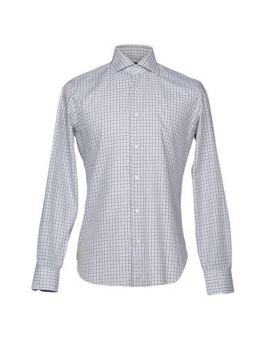 BARBA Napoli Camisa de cuadros