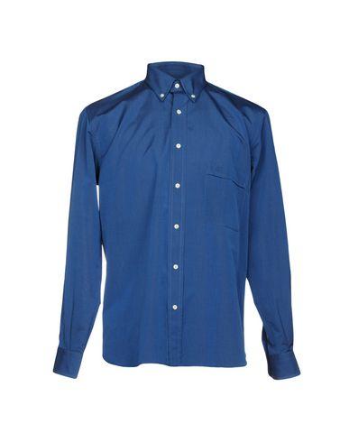 CÀRREL Einfarbiges Hemd Günstiges Preis Original Mode-Stil Online Billig Verkauf Mit Kreditkarte Rabatt Geringe Versandgebühr W8qQ9