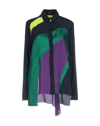 598338485 Camisas Y Blusas De Seda Versace Mujer - Camisas Y Blusas De Seda ...