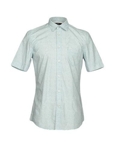 DIESEL柄入りシャツ