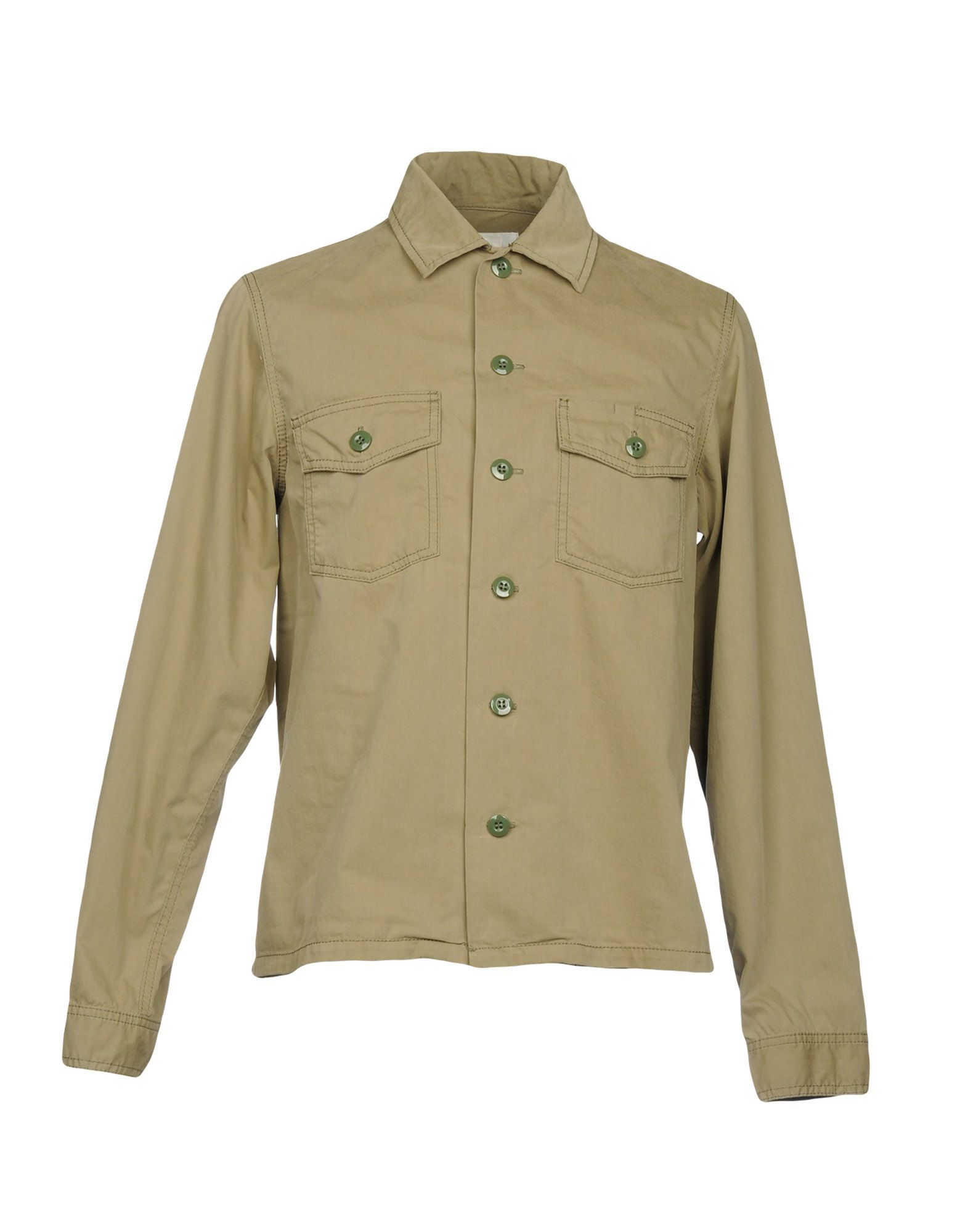 Camicia Tinta Unita Ganryu Uomo - Acquista online su