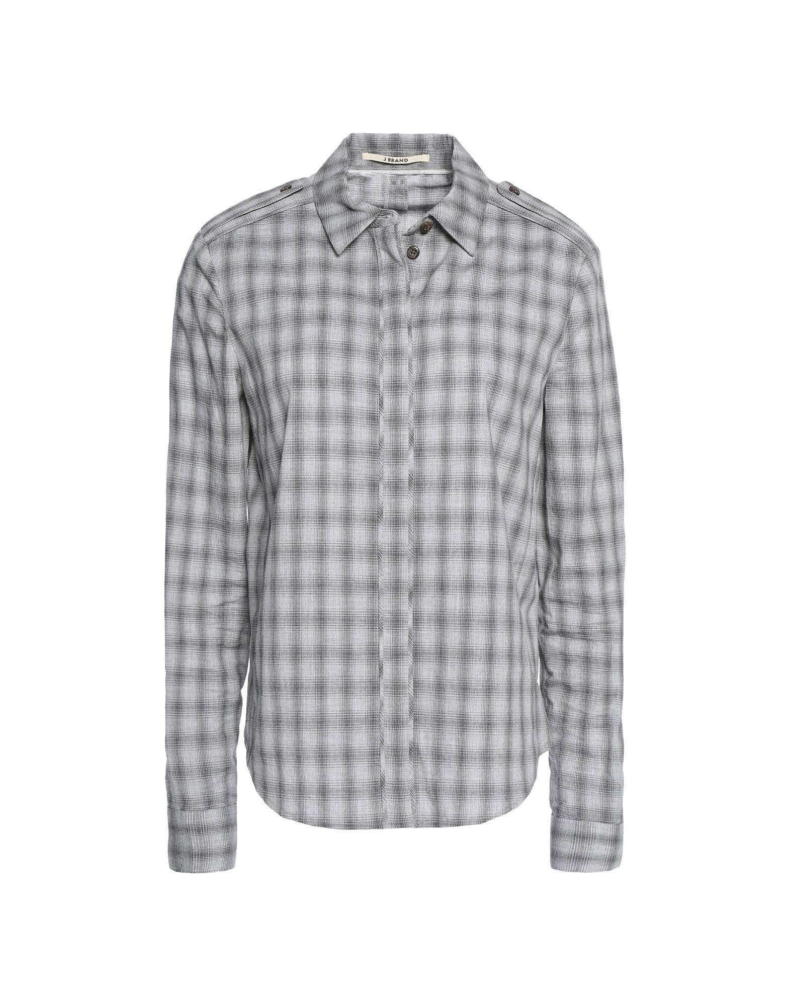 Camicia A Quadri J Brand Donna - Acquista online su I98je