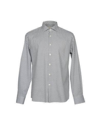 Ingram Trykt Skjorte billig topp kvalitet 8UooLmH