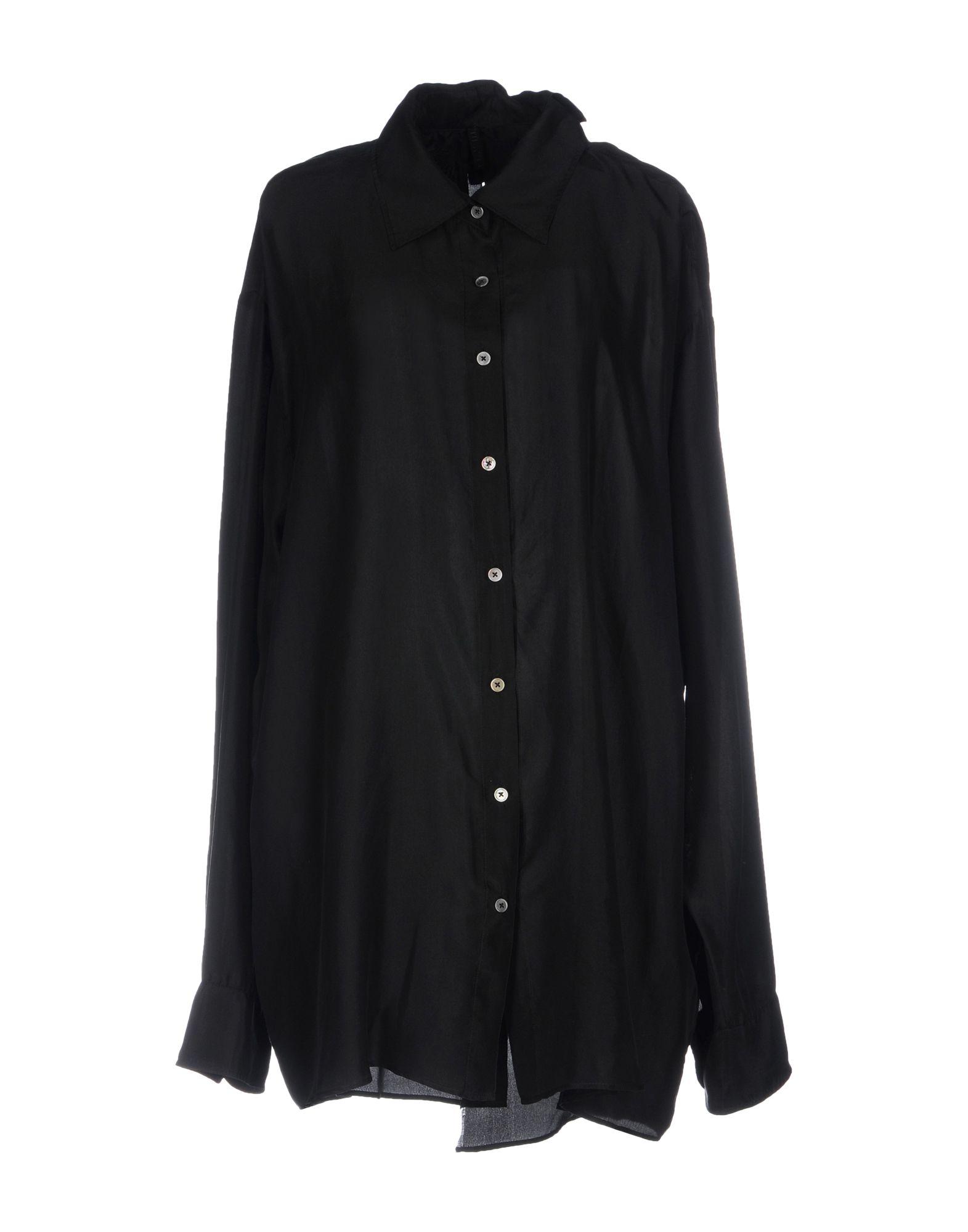 Camicie E Bluse In Seta Ben Taverniti™ Unravel Project Donna - Acquista online su Jbbippc