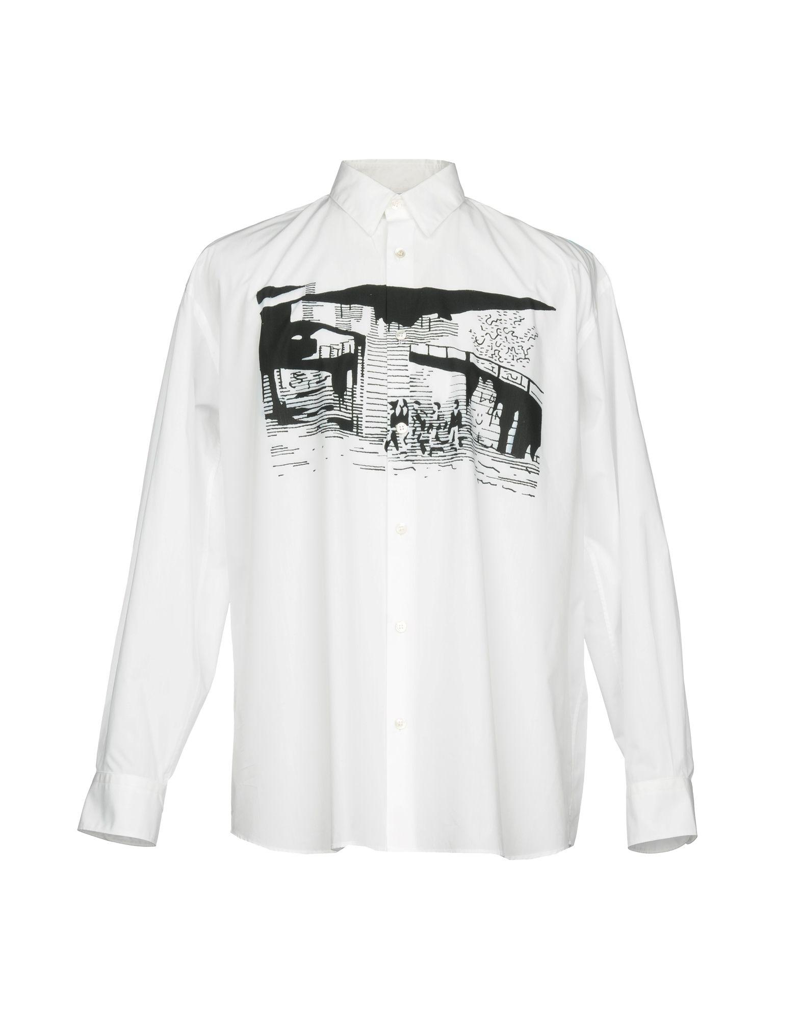 Camicia Tinta Unita Stella Mccartney Uomo - Acquista online su