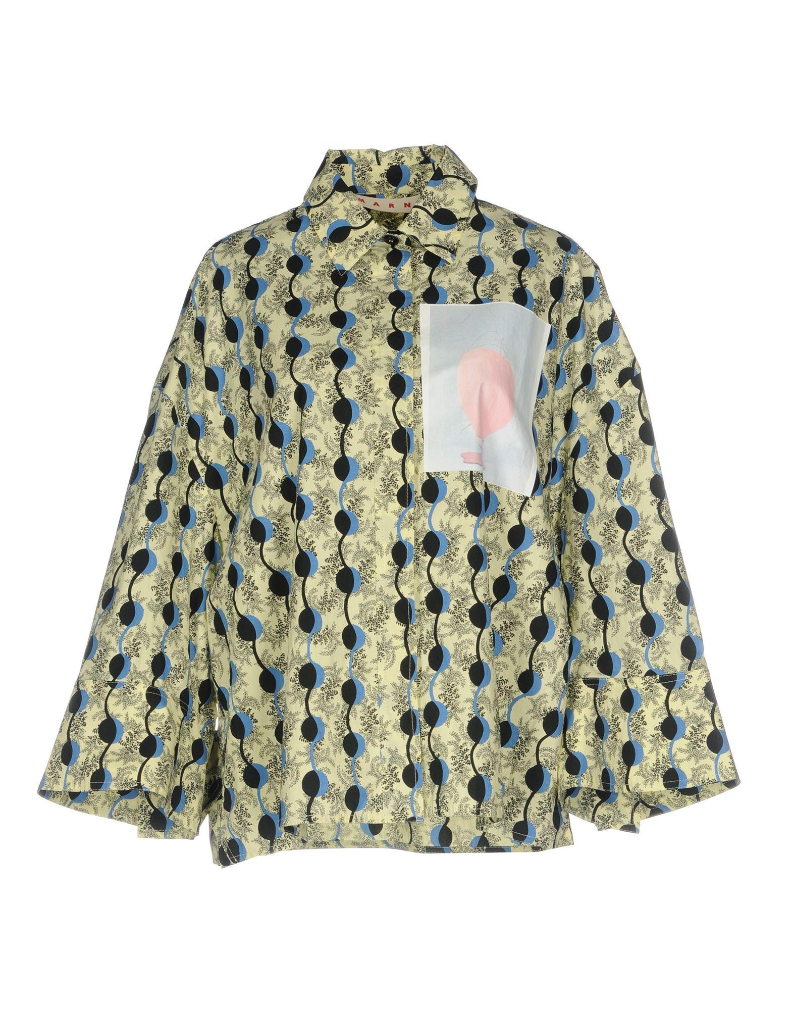 Camicie E Bluse A Fiori Marni Donna - Acquista online su