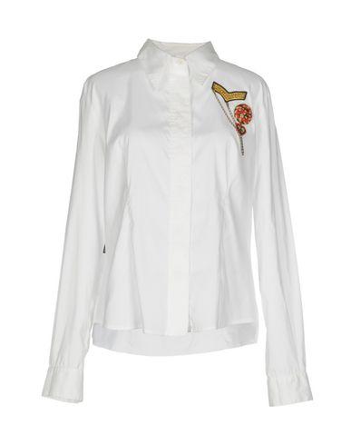 salg største leverandøren Moschino Skjorter Og Bluser Glatte utløp beste engros beste priser rabatt veldig billig salg beste stedet ZuE7p2