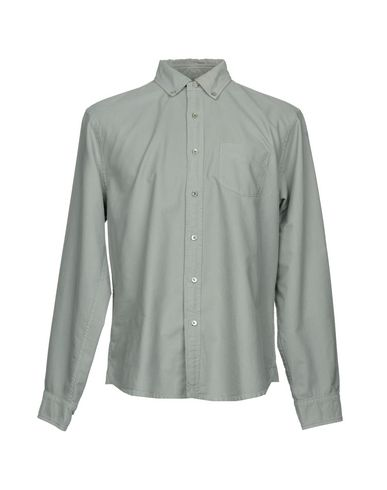 ALEX MILL Camisa lisa