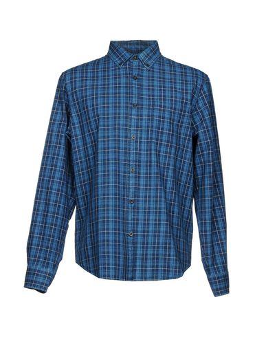 CLUB MONACO Camisa de cuadros