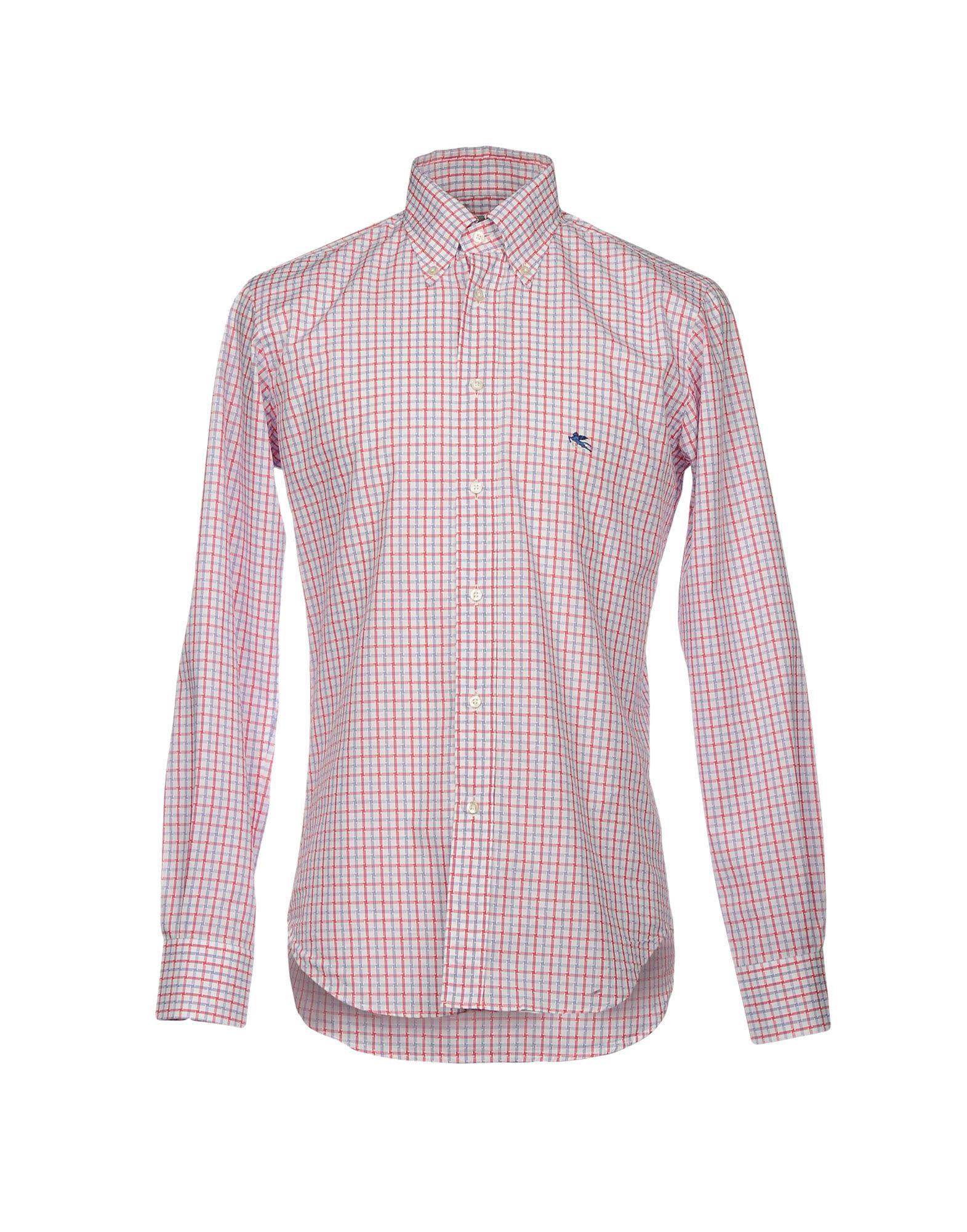 Camicia A Quadri Etro Uomo - Acquista online su