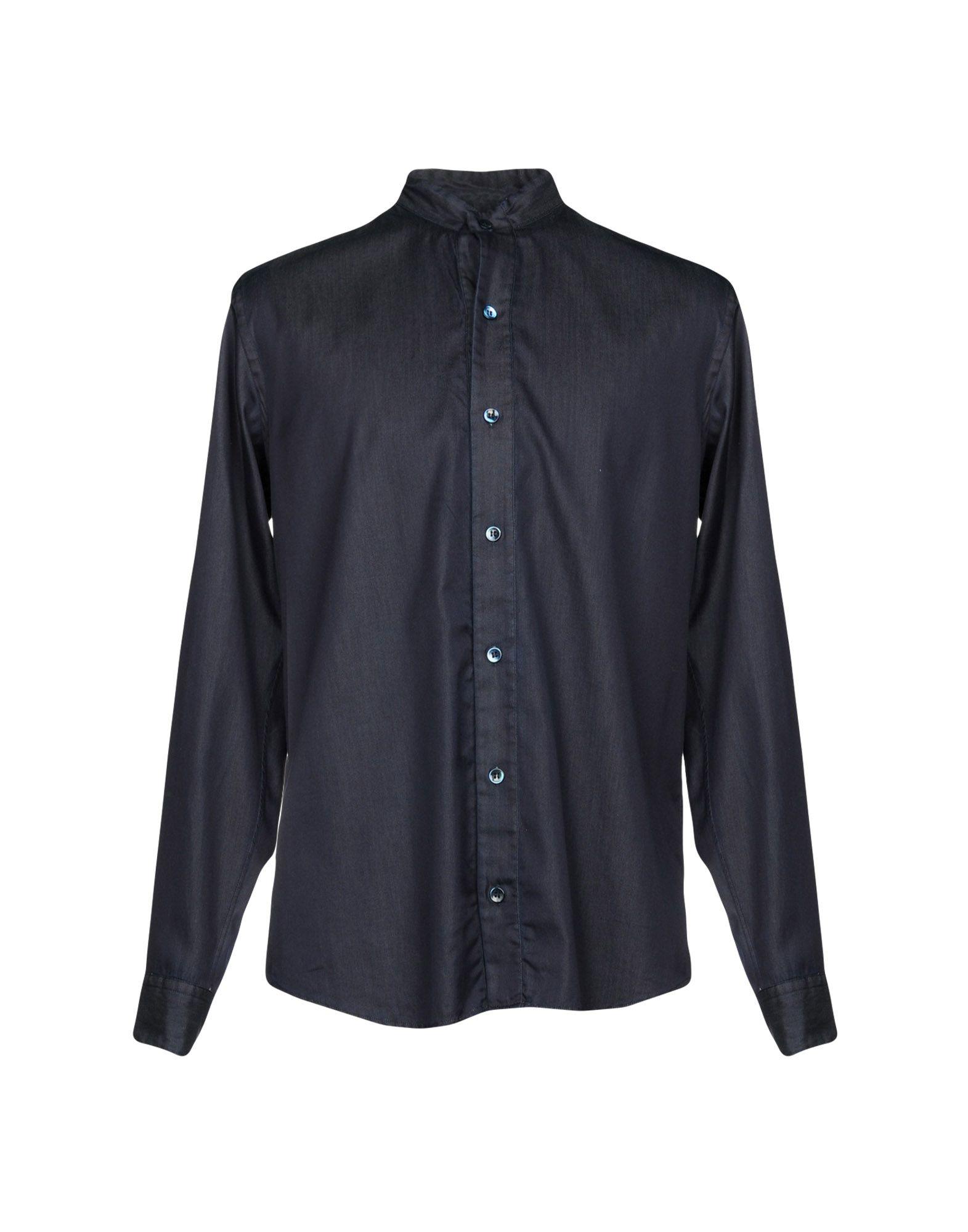 Camicia Tinta Unita Giorgio Armani Uomo - Acquista online su