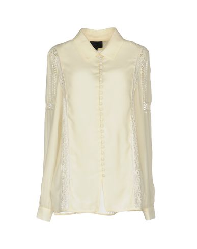 HOTEL PARTICULIER - Lace shirts & blouses