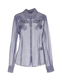SCERVINO STREET - Solid color shirts & blouses