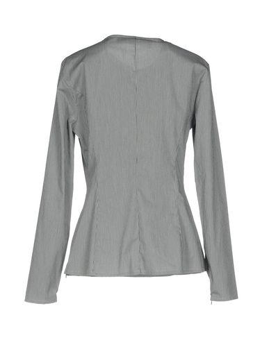 Elisabetta Franchi Jeans Bluse bestille på nett billig butikk tilbud 3kOmM