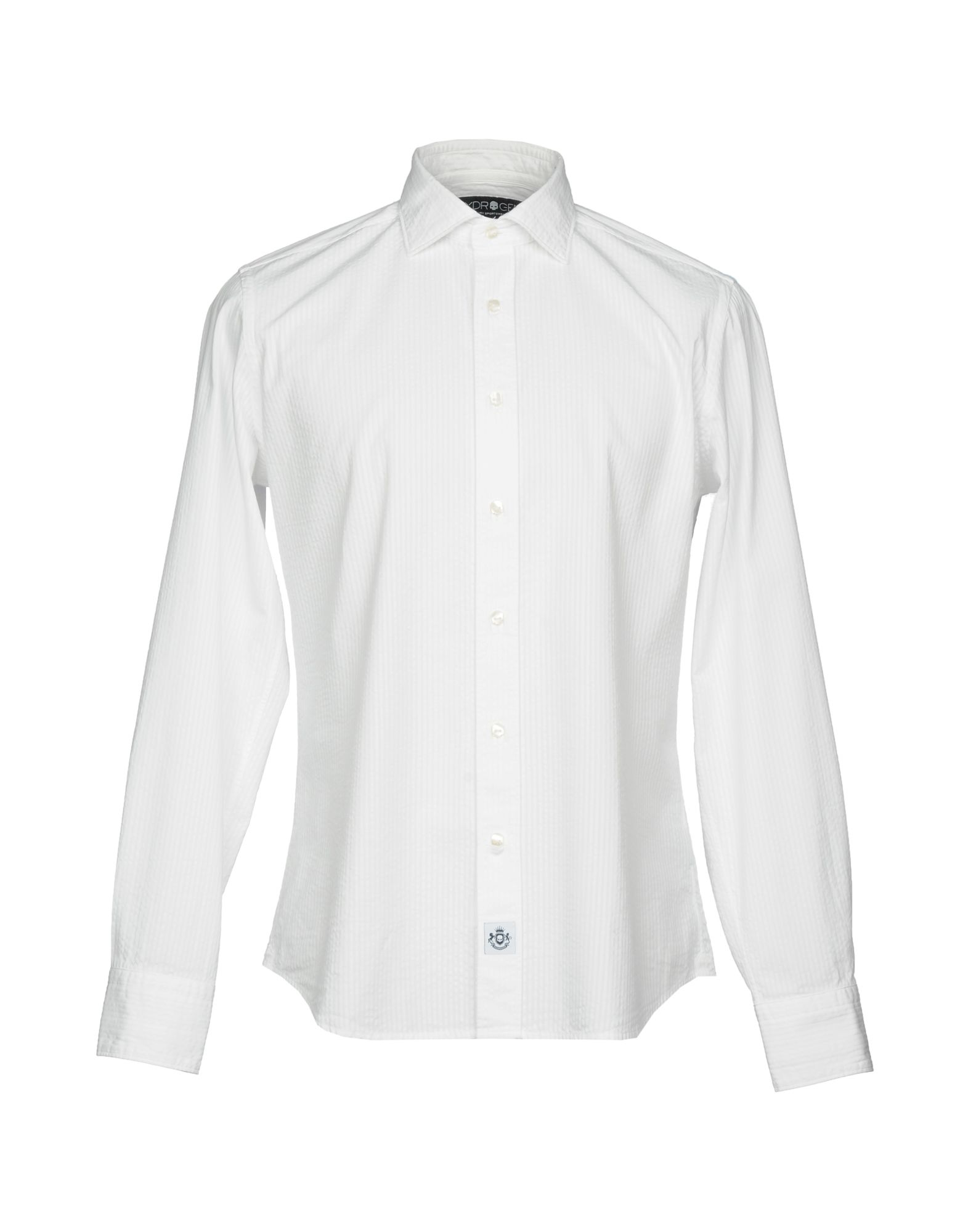 Camicia Tinta Unita Hydrogen Uomo - Acquista online su