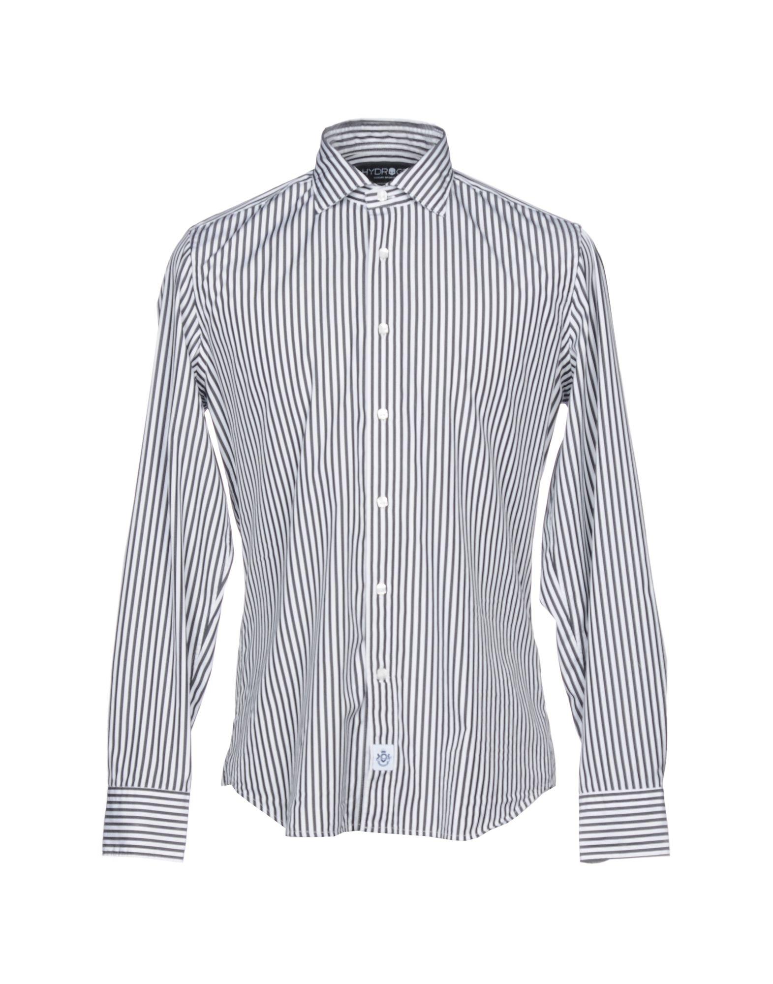 Camicia A Righe Hydrogen Uomo - Acquista online su