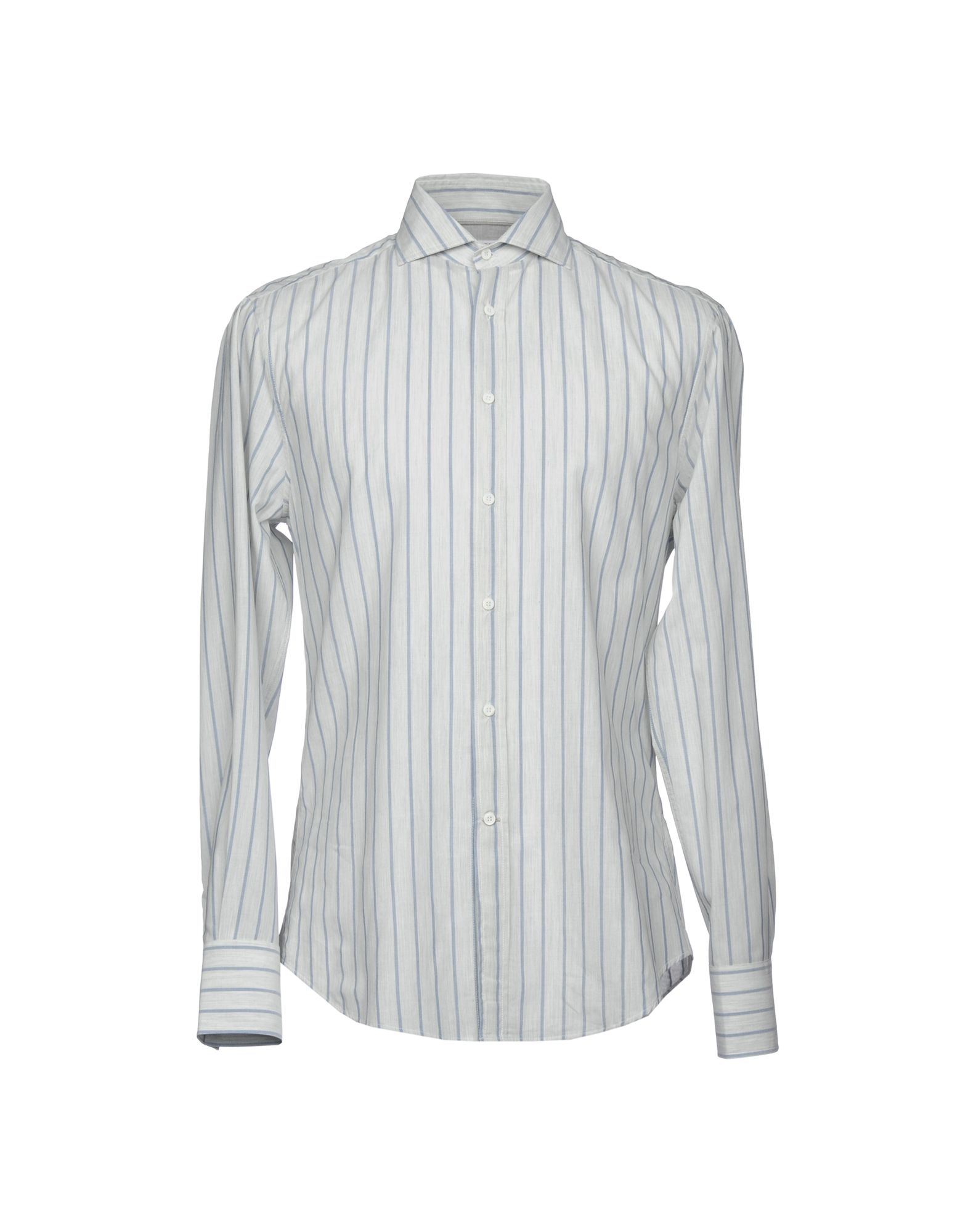 SOLD OUT         Camicia A Righe Brunello Cucinelli Uomo - Acquista online su