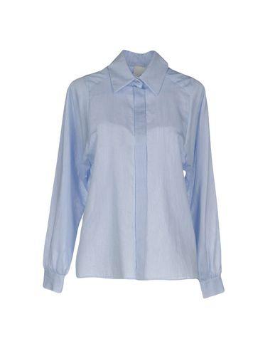 Annie P. Annie S. Camisas De Rayas Rayas Skjorter billig beste salg i Kina hK8bBXh