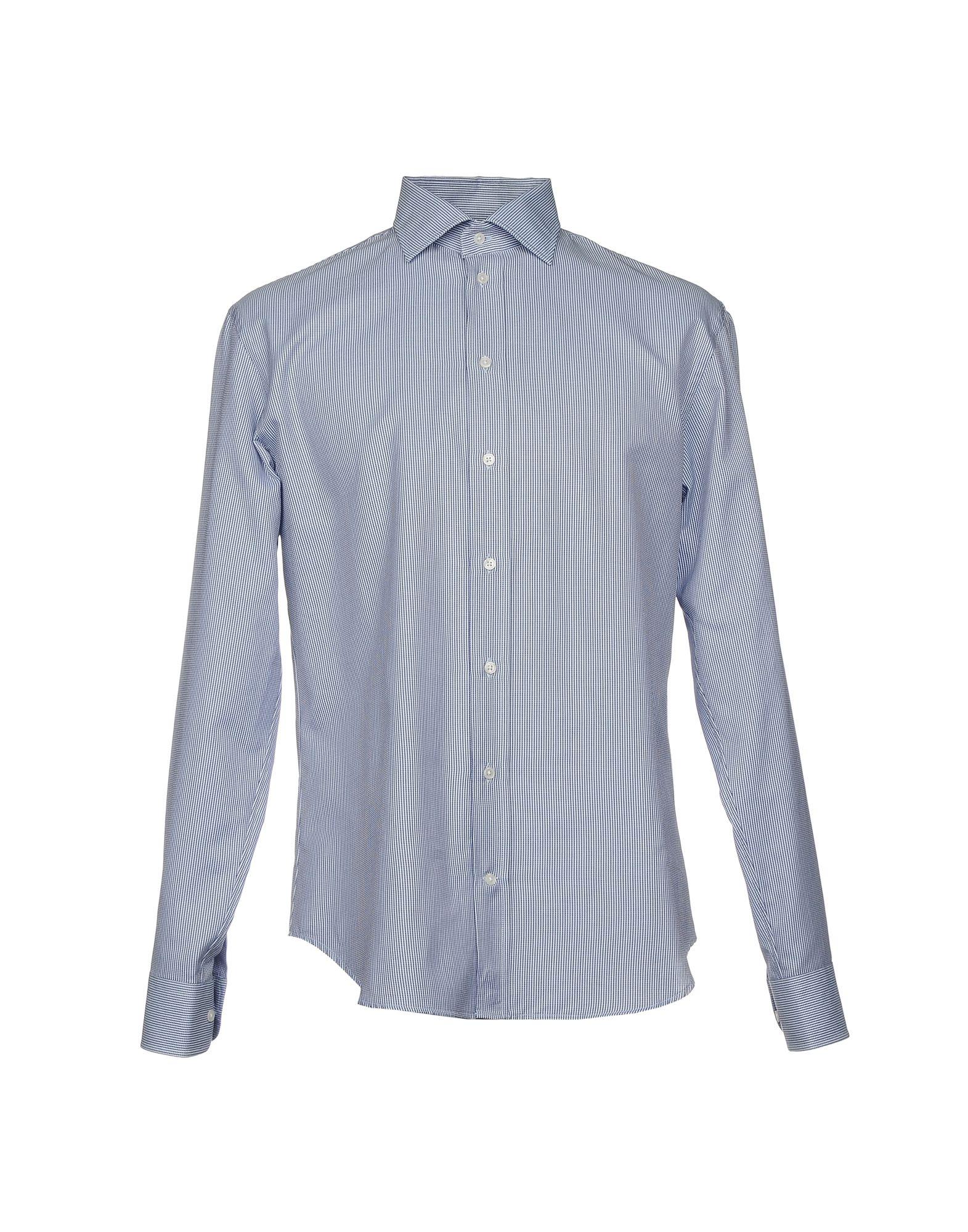 Camicia A Quadri Armani Collezioni Uomo - Acquista online su