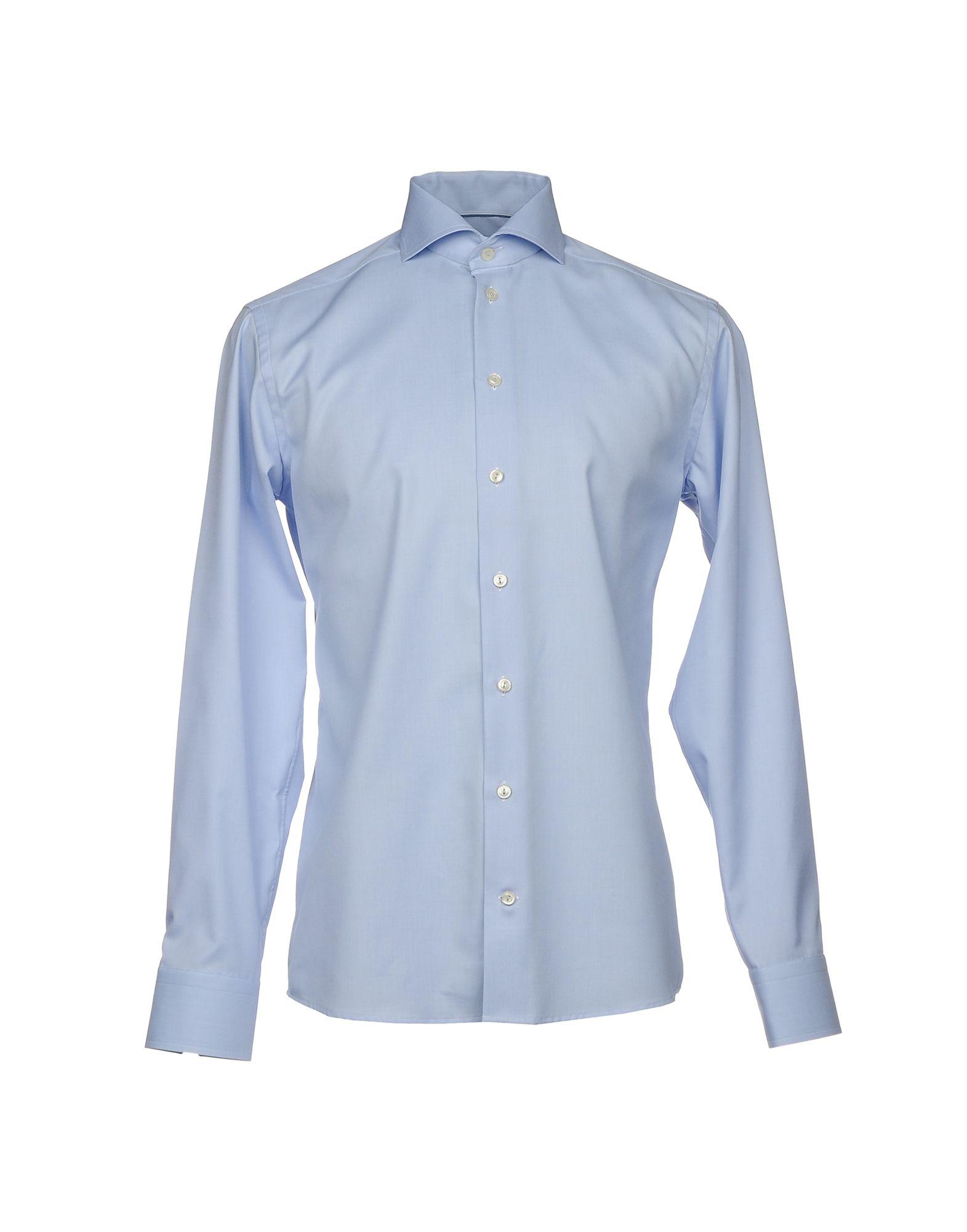 Camicia Tinta Unita Unita Unita Eton Uomo - 38715929BW c7e996